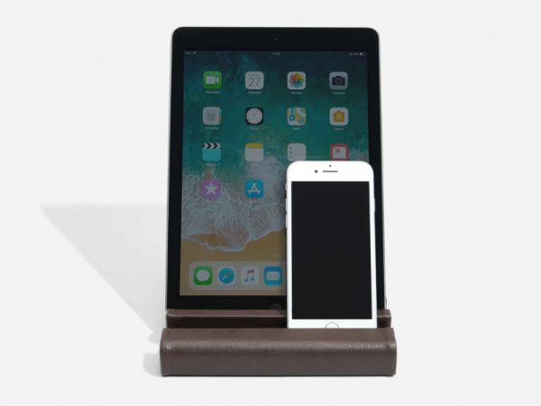 Stackers Brown Tech Stand 75414