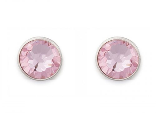 COEUR DE LION SWAROVSKI CRYSTAL STUD EARRINGS
