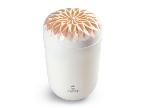 Lladro Echoes of Nature Candle