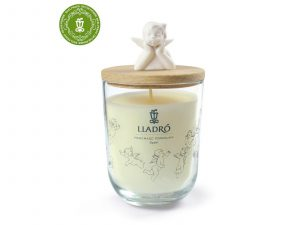 Lladro Missing You Candle-On The Prairie