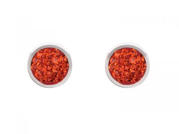 Coeur De Lion Red Pave Crystals