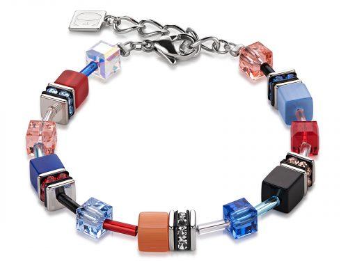 Coeur De Lion Geo Cube Multicolour Motion Bracelet