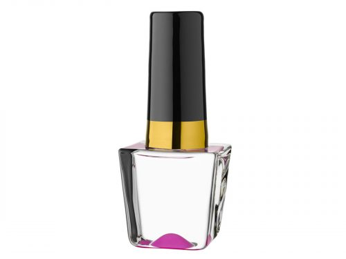 Kosta Boda Make Up Nail Polish - Cerise
