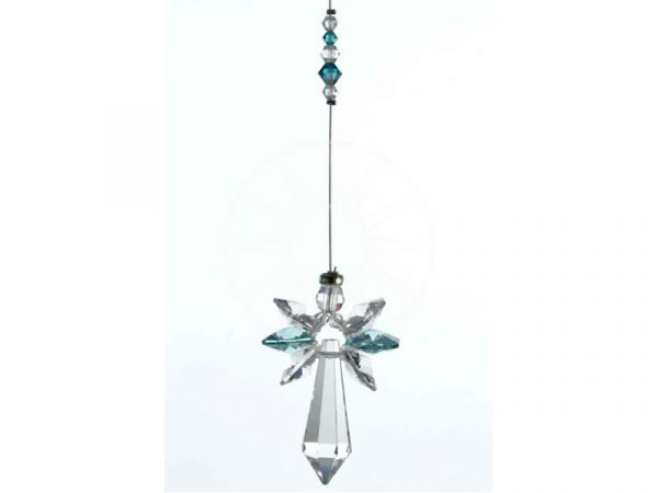 Wild Things Blue Zircon Guardian Angel