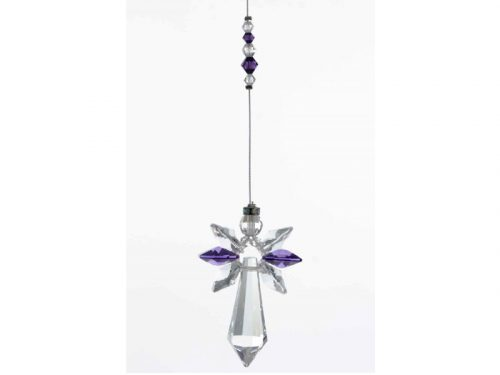 Wild Things Amethyst Guardian Angel February Birthstone