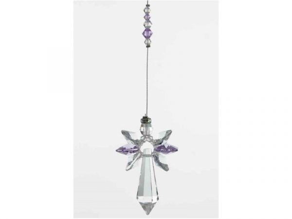 Wild Things Light Amethyst Guardian Angel June Birthstone