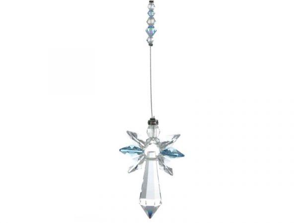 Wild Things Aquamarine Guardian Angel March Birthstone
