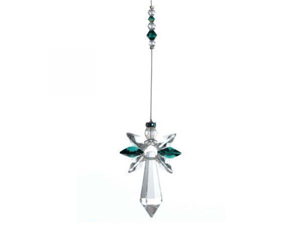 Wild Things Emerald Guardian Angel May Birthstone