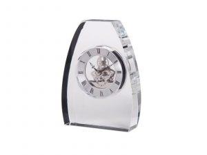 Dartington Crystal Clock