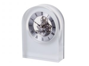 Dartington Crystal Clock