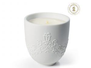 Lladro Scented Candle I love you Mom