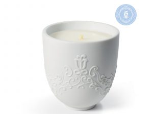 Lladro Scented Candle Oriental Grace