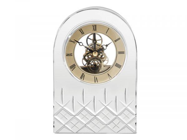 Royal Scot Crystal - Large Crystal Clock CLOLONL