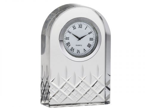 Royal Scot Crystal - Small Crystal Clock CLOLONS