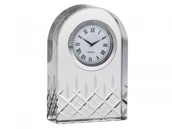 Royal Scot Crystal - Small Crystal Clock CLOLONS
