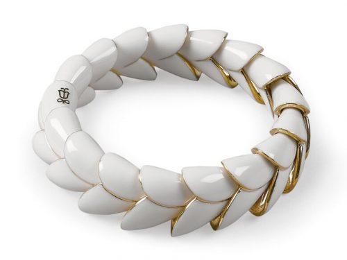 Lladro Heliconia Bracelet